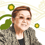 浅草橋の母